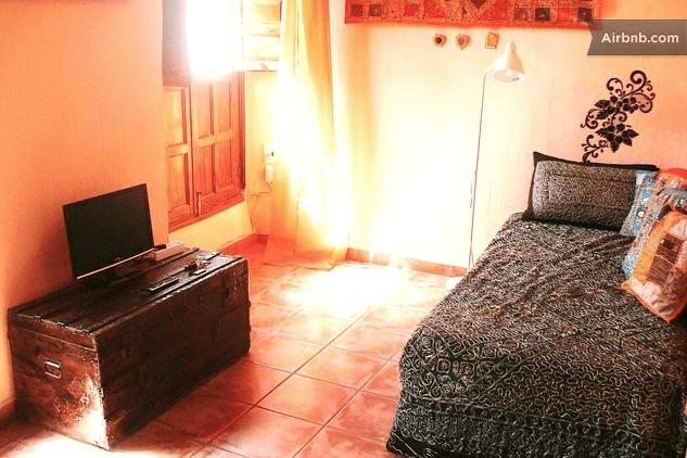 Apartamento con terraza en el Albaycin