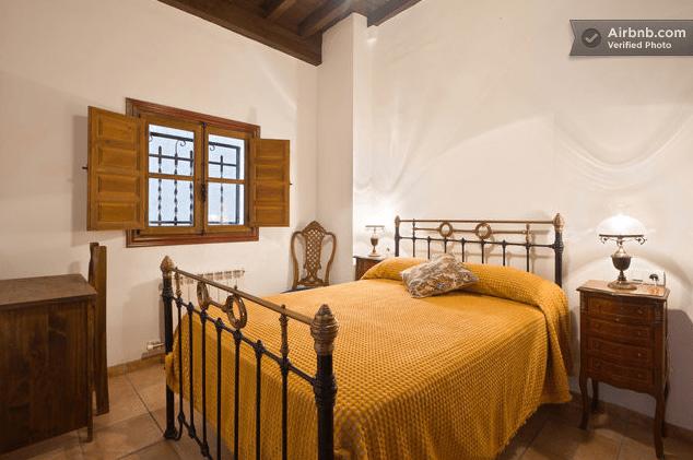 Apartamento en casa tipica andaluza