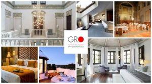 Hoteles 5 estrellas en Granada. Alojamiento Gran Lujo
