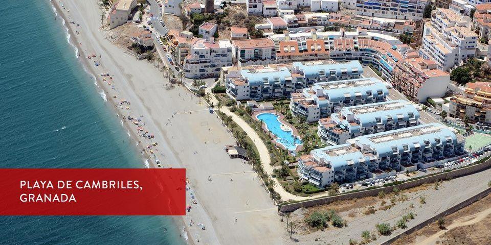 Playa de Cambriles Granada